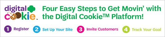 4 Easy Steps LLB Digital Cookie